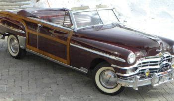 1946 Chrysler Town & Country full