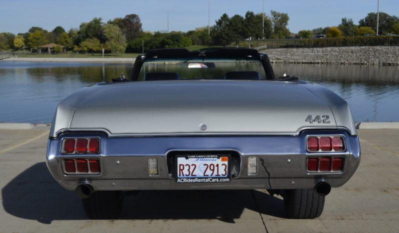 1972 Olds 442 W-30 full