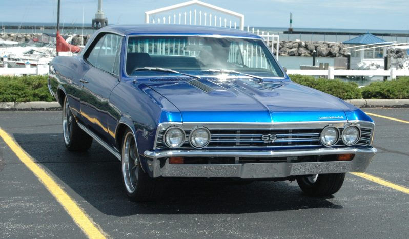1967 Chevy Chevelle 396 full