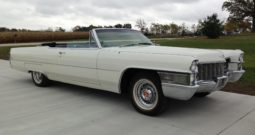 1965 Cadillac Coup de Ville