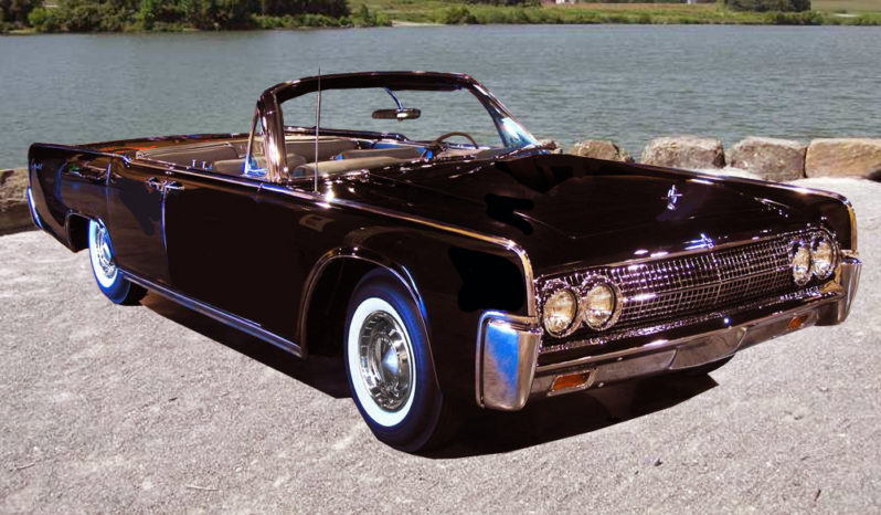 1962 Lincoln Continental full
