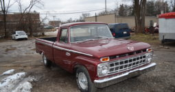 1965 Ford F100 Pick-Up