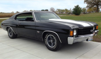 1972 Chevy Chevelle 454 full