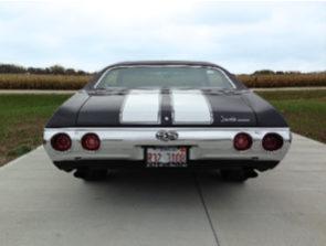 1972 Chevy Chevelle 454 full