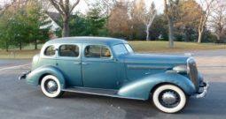 1936 Buick Model 40
