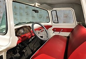 1959 Ford F100 – 2dr Styleside Long Bed full