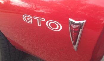 1968 Pontiac GTO full
