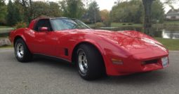 1980 Chevy Corvette