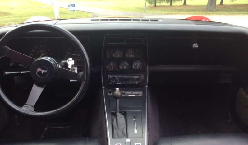 1980 Chevy Corvette full