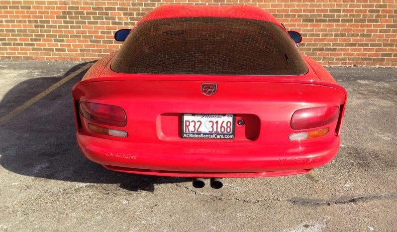2002 Dodge Viper full