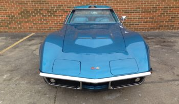1968 Chevy Corvette full
