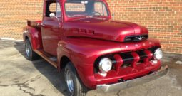 1952 Ford F-1 Tow