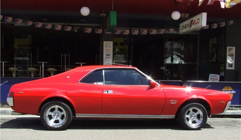 1969 AMC Javelin full