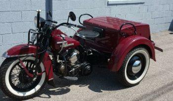 1955 Harley Davidson full