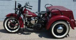 1955 Harley Davidson
