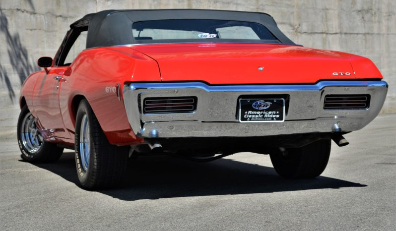 1968 Pontiac GTO Recreation full