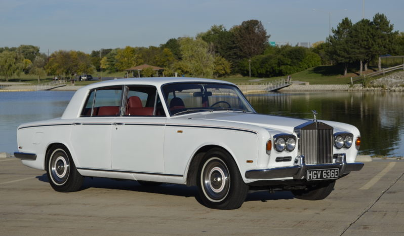 1969 Rolls-Royce Silver Shadow full