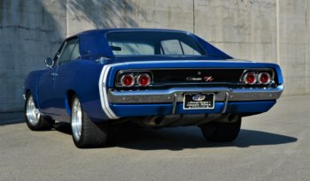1968 Dodge Charger RT full