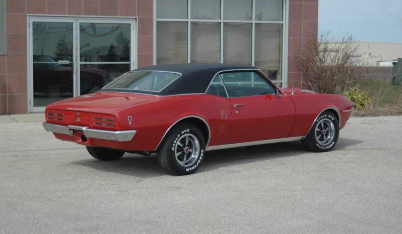 1968 Pontiac Firebird full