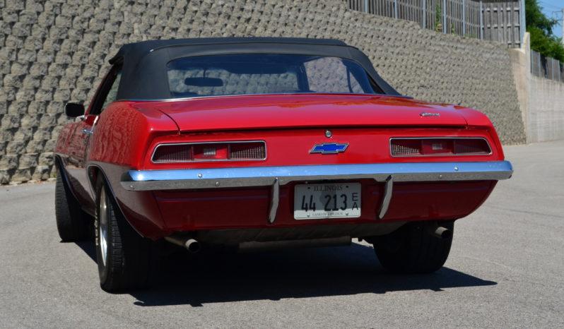 1969 Chevrolet Camaro full
