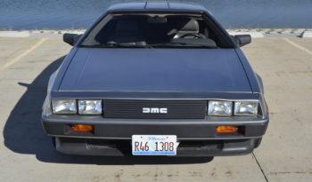 1985 Delorean DMC-12 full