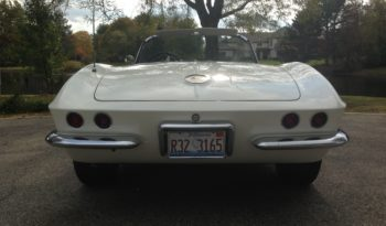 1961 Chevy Corvette full