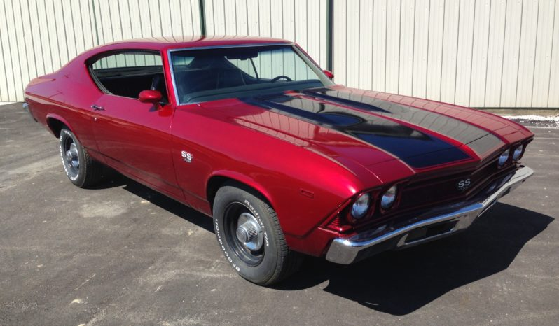 1969 Chevy Chevelle full