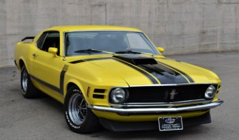 1970 Ford Mustang Boss 302 Tribute full